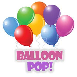Free Game Balloon Pop