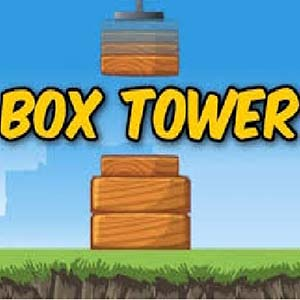 Free Game Box Tower