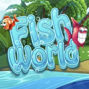 Free Game Fish World Match 3