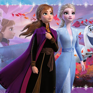Free Game Frozen 2 Jigsaw