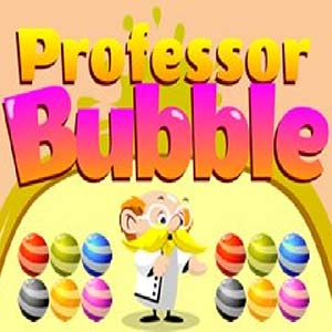 Free Game Professor Bubble