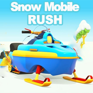 Free Game Snow Mobile Rush
