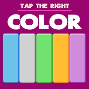 Free Game Tap the Right Color
