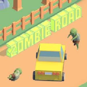 Free Game Zombie Road